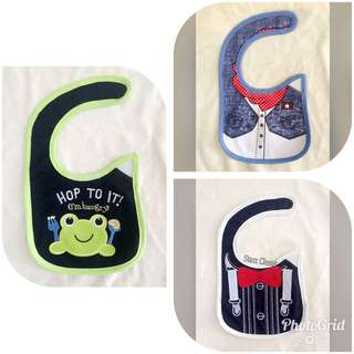 Baby Bibs-3 for RM10