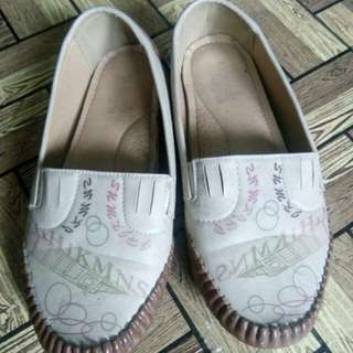 Topsider shoes