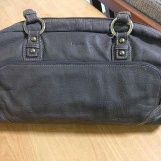 Picard dark brown handbag