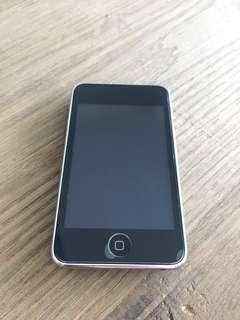 iPod Touch 2nd Gen (8GB) + Apple Earphones!