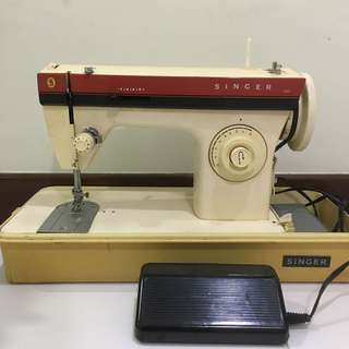 Singer 1987 Sewing Machine 3101
