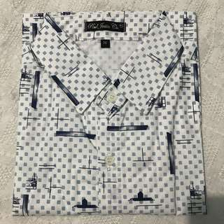 Full button POLO [medium on hand]