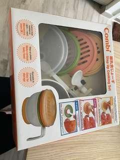 Combi cooking set