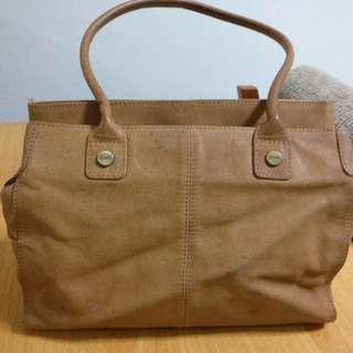 Picard light brown handbag