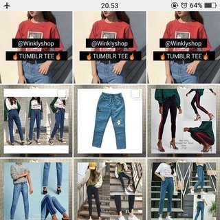All about tumblr jeans