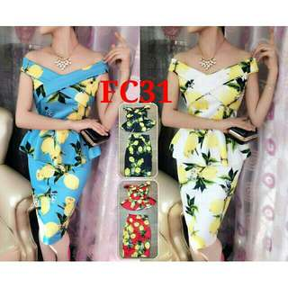 Dress flower cross FC31