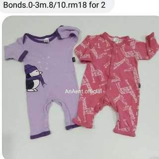 Bonds babysuit