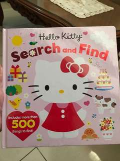 Hellokity Search and Find