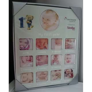 Baby Photo Frame by Thomson Medical & Similac #hariraya35