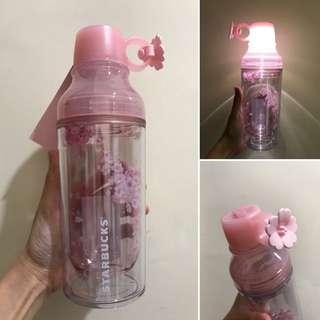 韓國 Starbucks 櫻花杯 LED