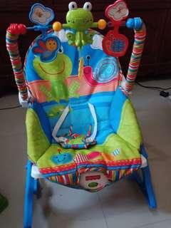 baby toddler rocker