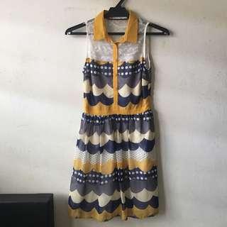 P & Co dress