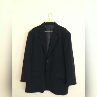 Man Blazer (black)