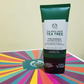The Body Shop - Tea Tree Pore Minimiser