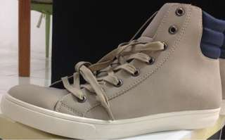 Milanos High-Cut Sneakers