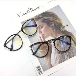 文青眼鏡/平光眼鏡