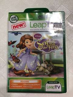 Educational game -LeapTV
