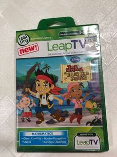 Educational game - LeapTV