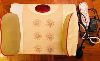 Back Massaging Cushion (with heat generation)