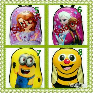 Kids Shell Bag