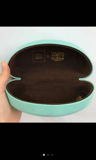 眼鏡盒 tiffeny綠