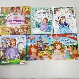 Sofia story books