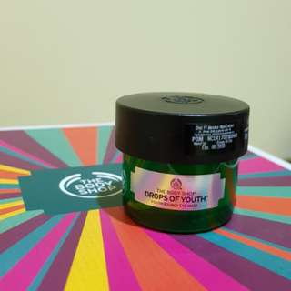 The Body Shop - DOY Youth Bouncy Eye Mask