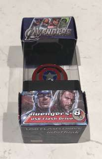Limited edition Avengers USB flash drive