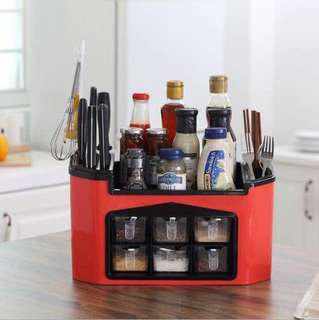 MULTIPURPOSE KITCHEN STORAGE