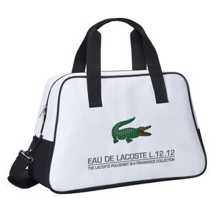 Authentic lacoste travel bag gym