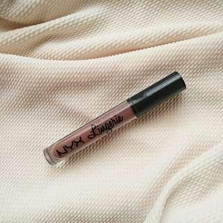 NYX LINGERIE LIQUID LIPSTICK - Beauty Mark (05)