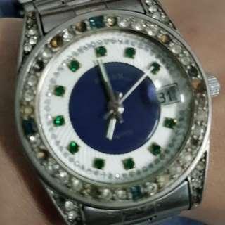 🚚 FEVER 石英錶有日期