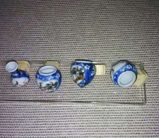 Mata Puteh Cups W Square Ivory Holder
