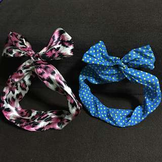 Wired Ribbon Headband