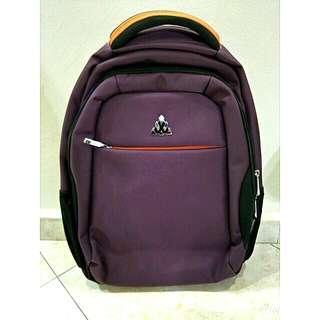 BNIP Dark Purple Backpack