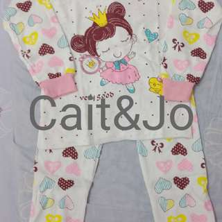 Sleeping suits
