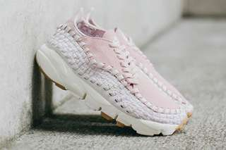 "WMNS NIKE AIR FOOTSCAPE WOVEN ""PARTICLE ROSE"""