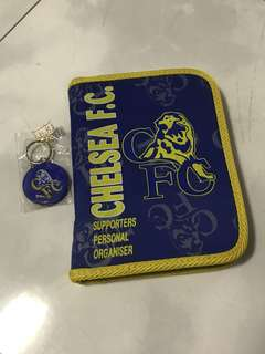 1997 Chelsea Diary and Keychain