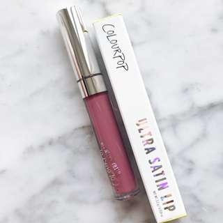 (New) ColourPop Ultra Satin Lip in Dopey