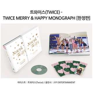 PO twice merry and happy monograph