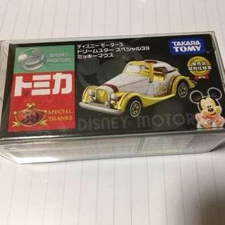 Tomica Disney Tomica shop限定 米奇 絕版