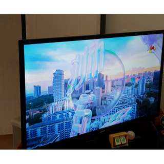 Used Phillips 32 inch TV DVB2 ready