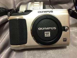 🚚 Olympus epl2