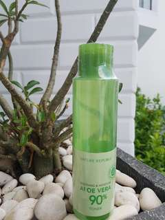 Nature Republic Soothing & Moisture Aloe Vera Toner