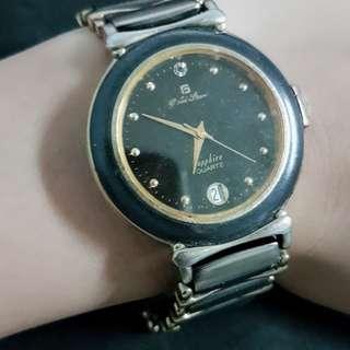 🚚 石英錶有日期