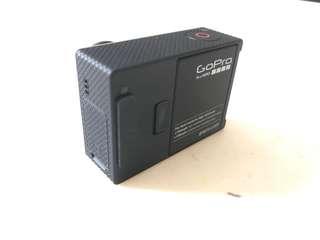 GoPro 3 hero back連配件飛宇三軸穩定器連搖控及配件(可裝gopro3-gopro6)