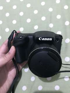 Canon powershot xs420is