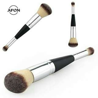 2 in 1 Makeup Brus