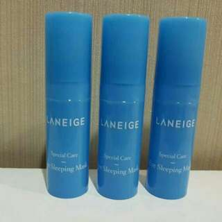 Laneige eye sleeping mask trial 5ml