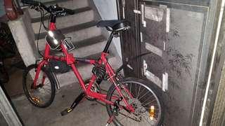 🚚 折疊腳踏車